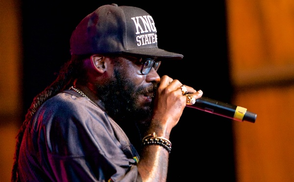 Tarrus Riley Tour