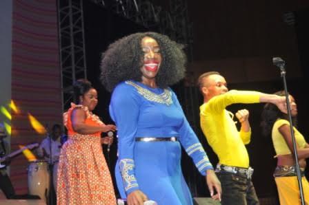 Ugandan Music Icons Put Up Massive Performance at Tugende Mu
