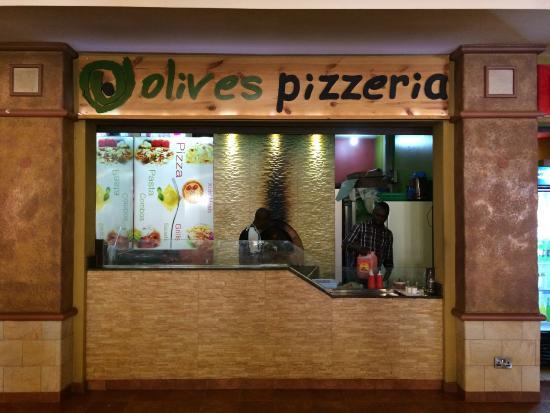 Olives Restaurant Kampala Menu